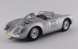 BEST9727 - PORSCHE 550 RS - 10 ore di Messina - Heinz / Strahle - Winner