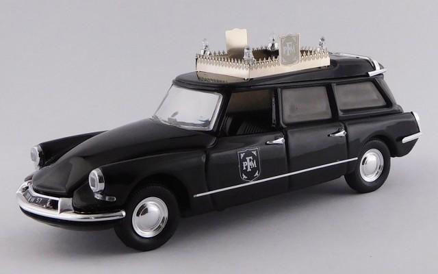 RIO4577 - CITROEN DS 19 BREAK - Carro funebre / Funeral car