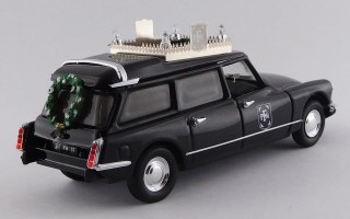 RIO4577 - CITROEN DS 19 BREAK - Carro funebre / Funeral car
