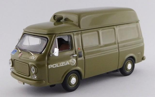 RIO4578 - FIAT 238 - Polizia 1972