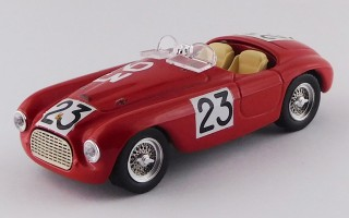 "ART161/2 -FERRARI 166 MM BARCHETTA - Le Mans 24 Hours 1949 - Lucas / ""Heldè"""