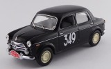 RIO4581 - FIAT 1100 E - Rally Monte-Carlo 1955 - Dunod / Sampigny