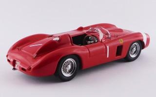 ART396 - FERRARI 860 MONZA -Nürburgring 1000 Km. 1956 - Fangio / Castellotti - Chassis