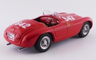 ART397 -FERRARI 166 MM BARCHETTA - Mille Miglia 1949 - Taruffi / Nicolini