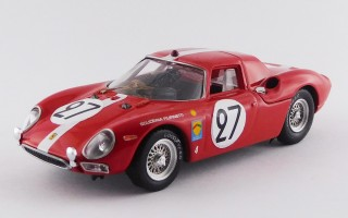 BEST9025/2 FERRARI 250 LM - 24 Hours Le Mans 1965 - A.Boller / D.Spoerry - R.R. 6th