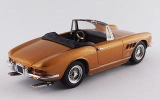 BEST9733 - FERRARI 330 GTS - 1967 - Nocciola met.