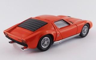 RIO4583 - LAMBORGHINI MIURA P400 - 1966 - Bertone - Miura Orange