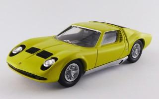 RIO4584 - LAMBORGHINI MIURA P400S - 1968 - Bertone - Miura Green, Lime Green - 50th Anniversary