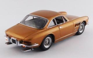 BEST9734 - FERRARI 330 GTC - 1966 - By Pininfarina - Nocciola met.