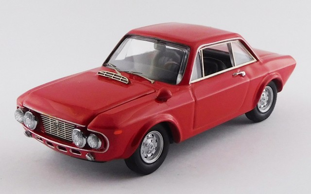 BEST9736 LANCIA FULVIA RALLYE 1.6 HF FANALONE - 1969 - Rosso Corsa