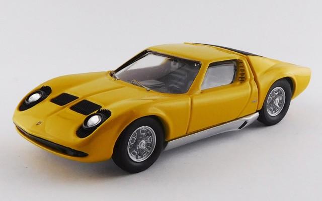 RIO4585 - LAMBORGHINI MIURA P400 - 1966 - Bertone - Giallo