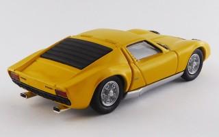 RIO4585 - LAMBORGHINI MIURA P400 - 1966 - Bertone - yellow