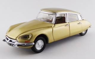 CITROEN DS 21 - N 1.000.000 - 1969 - Oro/Gold
