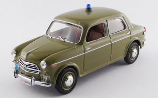 RIO4587 FIAT 1100/103 - italian police 1954