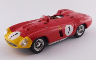 ART401 - FERRARI 857 S - Paris/Monthlery 1000 Km. 1956 - De Pordago / Hill