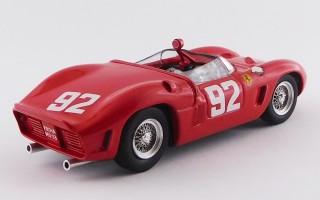 ART034/2 - FERRARI DINO 246 SP - 1000 Km. Nurburgring 1962 - Hill / Gendebien