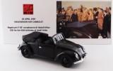 RIO4593 - VOLKSWAGEN KDF CABRIOLET Regalo per il 50° compleanno di Hitler