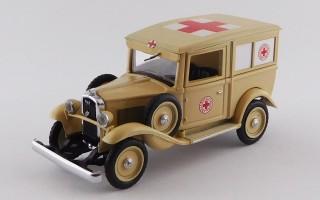 RIO4594 - FIAT BALILLA - Ambulanza Africa 1935