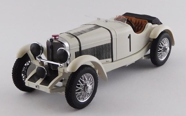 RIO4595 - MERCEDES BENZ SSK - Le Mans 1932 - Foucret / Foucret