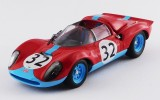 ART403 - FERRARI DINO 206 S - G.P. Brands Hatch 1966 - Mike Parkes