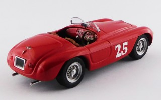 ART404 - FERRARI 166 TOURING BARCHETTA - Palm Springs 1951 - M. Lewis