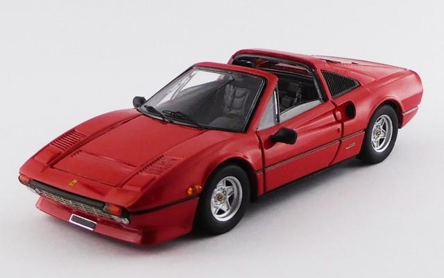 BEST9744 - FERRARI 308 GTS QUATTROVALVOLE - 1982 - Rosso / Red