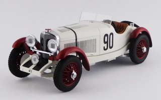 RIO4597 - MERCEDES BENZ SSK - Mille Miglia 1932 - Broschek / Sebastian