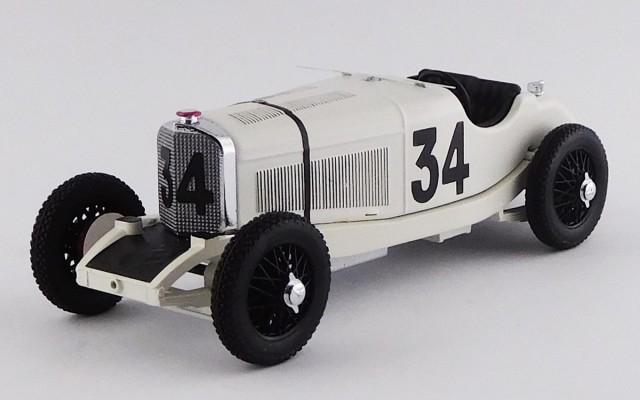 RIO4598 - MERCEDES BENZ SSK - 1st G.P. Monaco 14 April 1929 - R. Caracciola - R.R. 3th