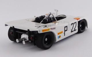 BEST9032/2 - PORSCHE 908/03 - Nürburgring 1000 Km. 1970 - Elford / Ahrens Jr.