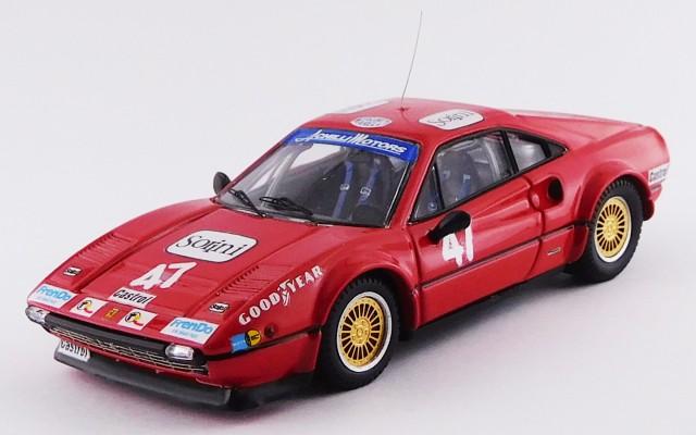 BEST9746 - FERRARI 308 GTB Gr.4 - CI Vallelunga 1978 - Carlo Facetti
