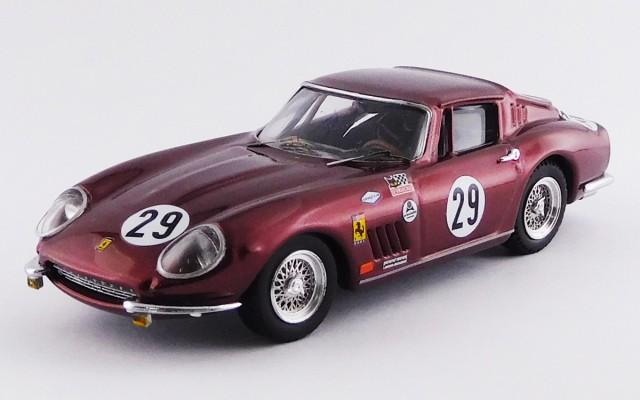 BEST9747- FERRARI 275 GTB/4 - Daytona 24 Hours 1967 - Gutierrez / Rebaque