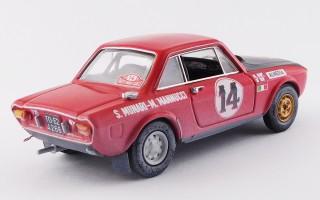 BEST9748 LANCIA FULVIA COUPE' 1.6 HF - Rallye Monte Carlo 1972 - Munari / Mannuacci