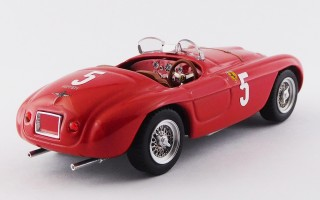 ART407 - FERRARI 166 MM BARCHETTA - G.P. Automobile Club France Comminges 1949 - Luigi Chinetti