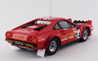 BEST9752- FERRARI 308 GTB Gr.4 - Tour de France 1983 - Gauthier / Gauthier