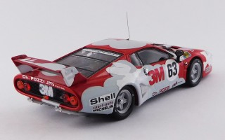 BEST9276/2 - FERRARI 512 BB LM - Le Mans 24 Hours 1979 - Leclère / Gregg / Ballot Lena