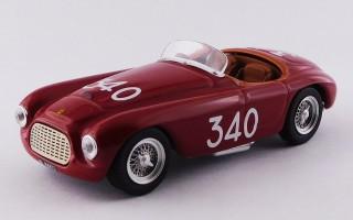ART218 - FERRARI 166 MM BARCHETTA - Mille Miglia 1951 - Castellotti/Rota