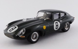 BEST9161 - JAGUAR E TYPE COUPE' - Le Mans 1962 - Charles / Coundley