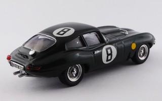 BEST9161 - JAGUAR E TYPE COUPE' - Le Mans 1962 - Charles / Coundley