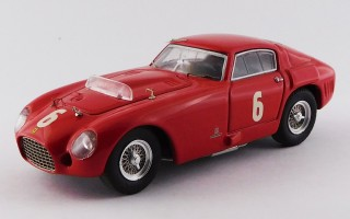 ART081 - FERRARI 375 MM COUPE' - 12 Ore di Pescara 1953 - Villerosi / Marzotto