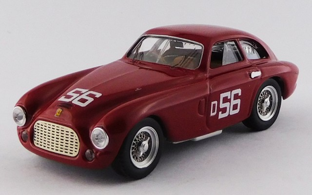 ART248 - FERRARI 195 S BERLINETTA - Bridgehampton S 3.0 1951 - Walters