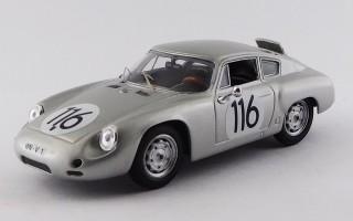 BEST9412 - PORSCHE 356B CARRERA GTL ABARTH - Targa Florio 1960 - Linge / Strale / Lissmann