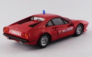 BEST9445 - FERRARI 308 GTB - 1983 - Vigili del Fuoco