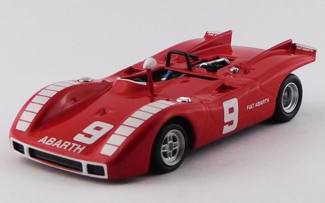 BEST9539 - ABARTH SP 2000 - Mugello 1970 - Vaccarella