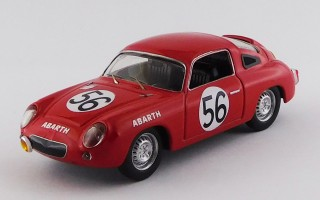 BEST9759 - FIAT ABARTH 700 S - Le Mans 24 Hours 1961 - Bassi / Rigamonti
