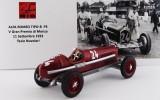 RIO4360/2 - ALFA ROMEO P3 - V Gran Premio di Monza 1932 - Tazio Nuvolari