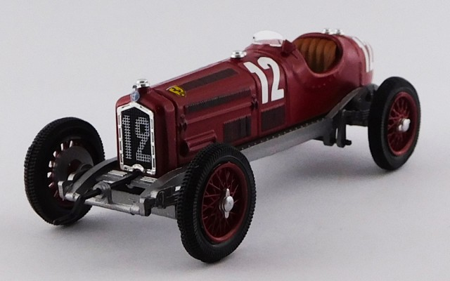 RIO4613 - ALFA ROMEO P3 - G.P. France 1932 / Reims-Gueux - Tazio Nuvolari