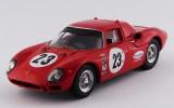 BEST9765 - FERRARI 250 LM - Daytona 24 Hours 1966 - Konig / Clarke / Hurt