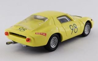 BEST9764 - ABARTH 1300 OT - Targa Florio 1967 - Garufi / Ferlito