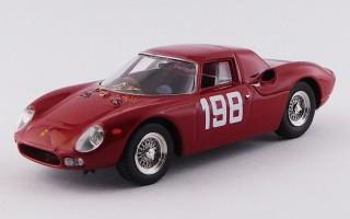 BEST9765 - FERRARI 250 LM - Coppa F.I.S.A. / Monza 1966 - E. Luati