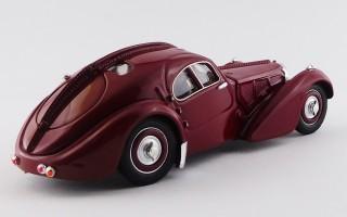 RIO4417/E - BUGATTI 57 SC ATLANTIC - Rosso - 1938 - Small Box